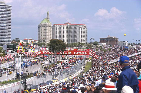 Long Beach Grand Prix Parking